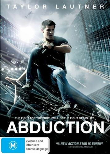 1 of 1 - Abduction (DVD, 2012)