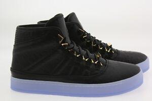 e3d20ee16068 838817-035 Jordan Men Westbrook 0 Premium black clear metallic gold ...