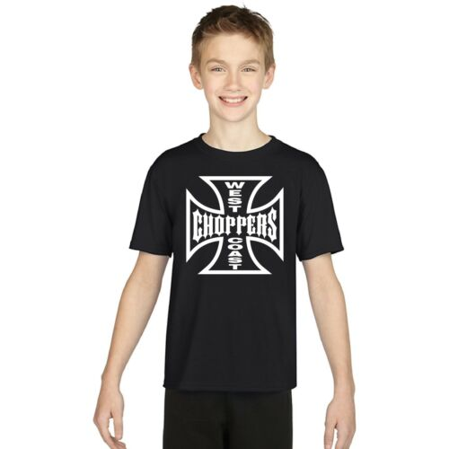 T-shirt ENFANT west coast choppers