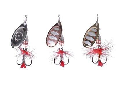 Savage Gear Rotex Spinner 5,5g #2 Spinner Bait Trout Salmon Predators COLOURS