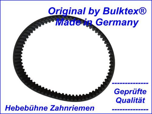Bulktex® passend für Zippo Hebebühne Zahnriemen 1250 1506 1511 1226 005