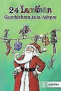 24 Leselöwen-Geschichten zum Advent /4