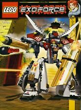 Lego 7714 Exo-Force Golden Guardian (Limited Gold Edition) ** Sealed Box