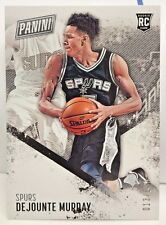 Dejounte Murray 2016-17 Panini Day #64 - Rookie Card RC #'d 13/699 - SPURS