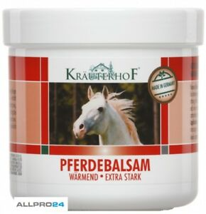 Pferdebalsam-Sportgel-Pferdesalbe-Pferde-Balsam-Creme-waermend-mit-Mengenrabatt