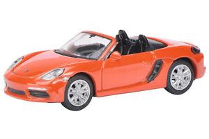 Porsche-718-Boxster-S-Art-No-452629100-Schuco-Car-Model-H0-1-87