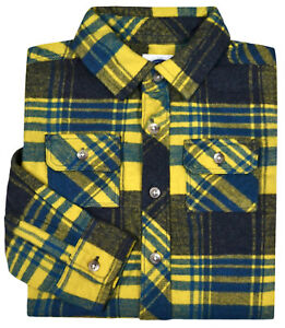 Boys-Ex-GAP-Shirt-Boy-Long-Sleeve-Cotton-Top-Check-Blouse-Ages-2-3-4-5-6-Years