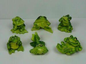 Lot-6-grenouilles-frog-en-resine-5-cm