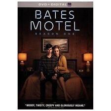 Bates Motel: Season One (DVD, 2013, 3-Disc Set, Digital) NEW