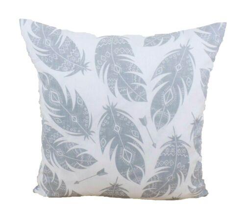Funda de almohada cojín funda cojines decorativos almohada 40x40 en 15 tamaños de 100/% algodón