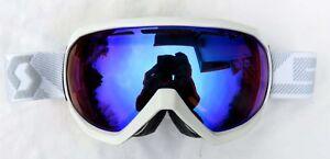 120-Scott-Notice-OTG-Over-The-Glasses-White-Ski-Goggles-Illuminator-Blue-Womens
