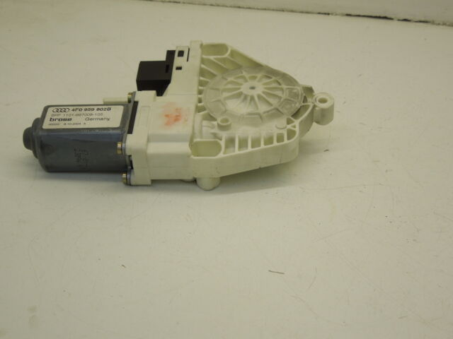 Audi A6 C6 Front OS Right Electric Window Motor 4F0959802B