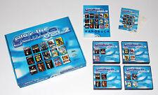 PLAY THE GAMES VOL 2 - 15 PC SPIELE KLASSIKER AIRLINE TYCOON SCHLÜMPFE GANGSTERS
