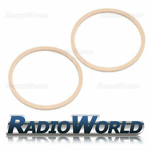 8-034-200mm-MDF-Speaker-Spacer-Mounting-Rings-8mm-Thick-ID-182mm-ED-202mm-Pair