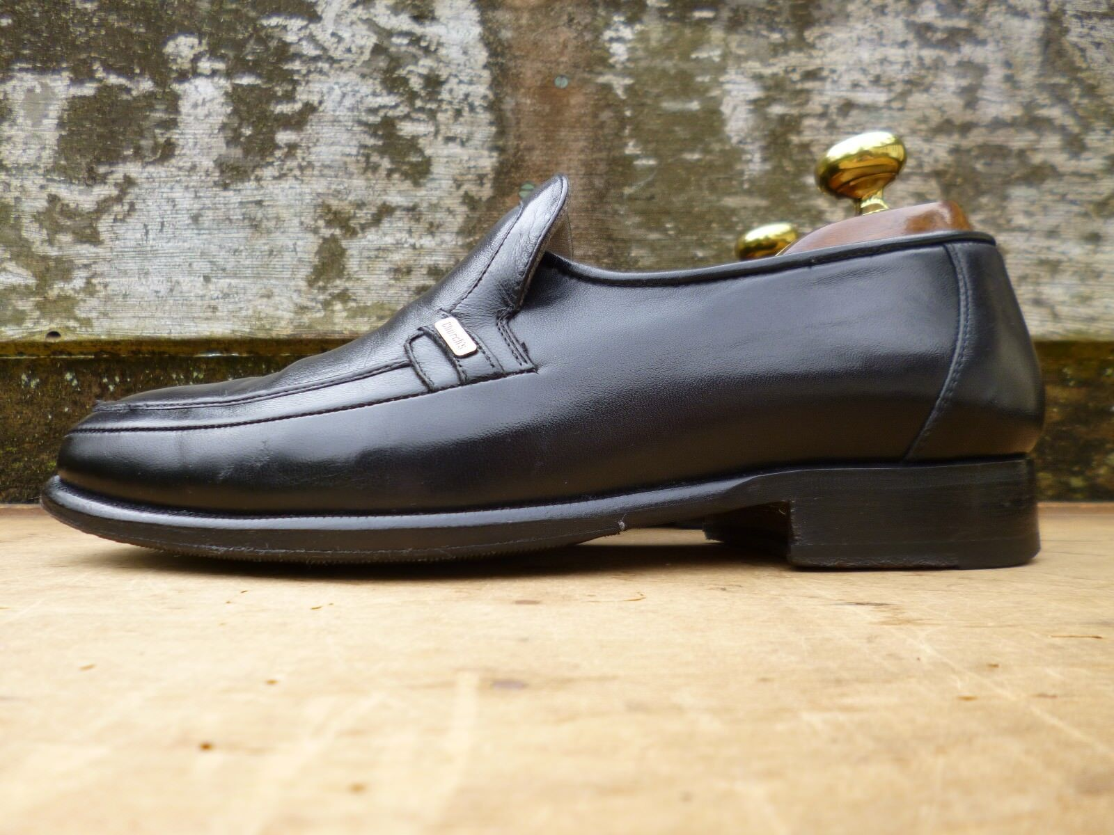 CHURCH VINTAGE LOAFERS LOAFERS LOAFERS – BLACK - UK 6 – ETNA – EXCELLENT CONDITION 1d754d