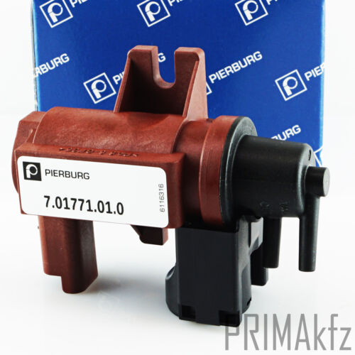 PIERBURG 7.01771.01.0 Transductor de Presión la Válvula Solenoide Turbocompresor