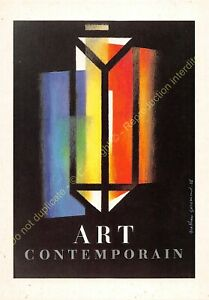 Postcard Ads Advertising Art Contemporary Edit 3615 AFF7