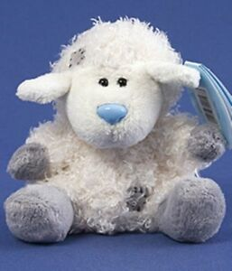 """Me To You 4/"""" My Blue Nose Friends Cottonsocks the Sheep NEW"""