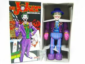 Billiken-The-Joker-Mechanical-Batman-Out-of-Production-Walking-Swinging-Arms-F-S
