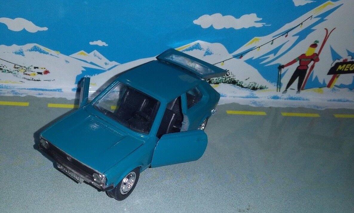 SCHUCO 1 43 VW POLO SUPERBE