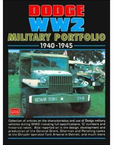 Dodge-Trucks-Ww2-Military-Portfolio-1940-1945-Sherman-Persing-Book