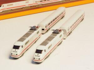 88711 Märklin Marklin Z-scale AMTRAK USA  ICE Railcar Train Set  NEW&TESTED OK