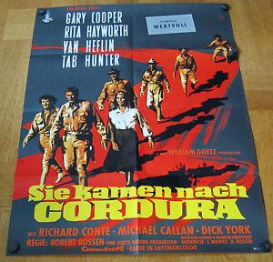 SIE-KAMEN-NACH-CORDURA-Filmplakat-039-59-GARY-COOPER-RITA-HAYWORTH