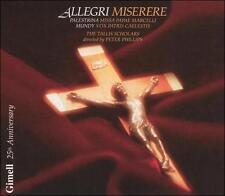 Miserere / Palestrina / Missa Papae Marcelli, Allegri, G., Good