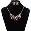Women-Chunky-Fashion-Crystal-Bib-Collar-Choker-Chain-Pendant-Statement-Necklace thumbnail 53