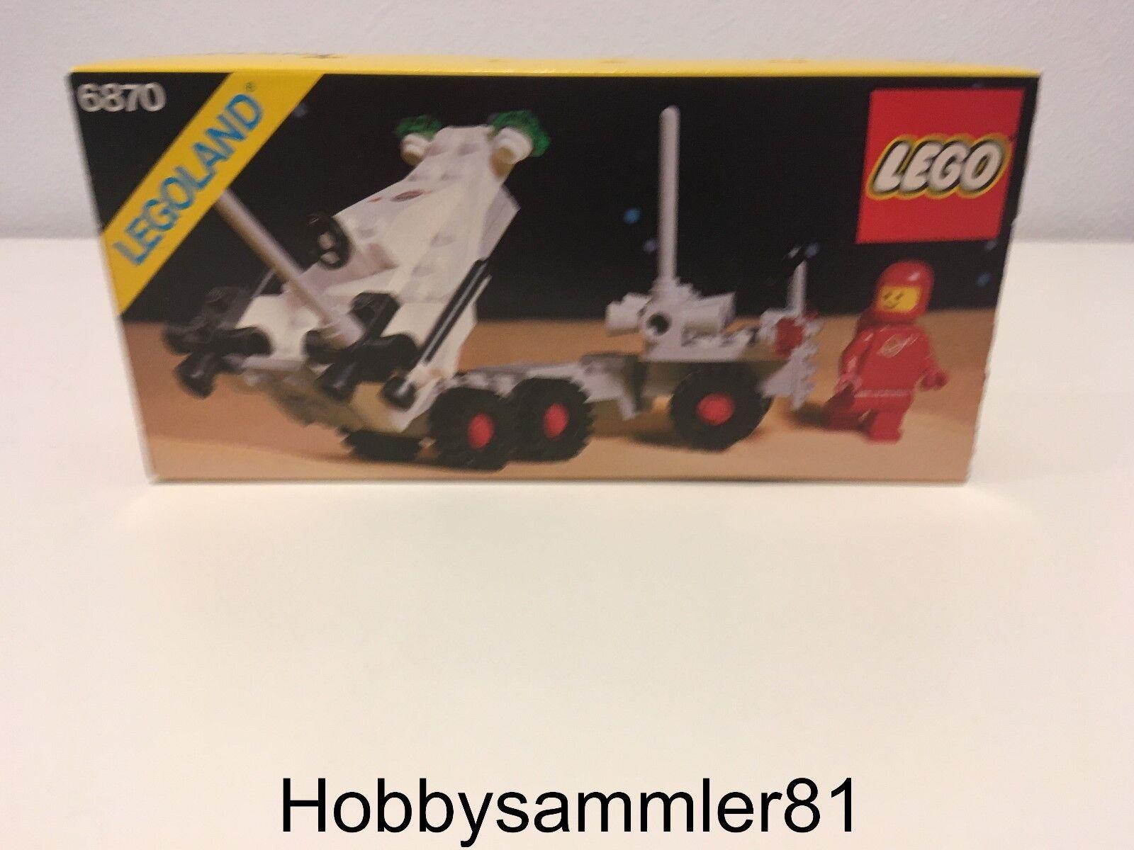Lego® 6870 Legoland Space Classic - Space Probe Launcher / Neu und OVP