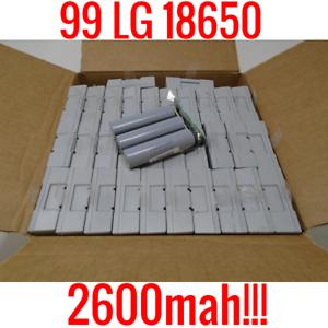 99-LG-18650-2600MAH-LGABB41865-CELLS-LITHIUM-ION-BATTERIES-POWERWALL-EBIKE-EV