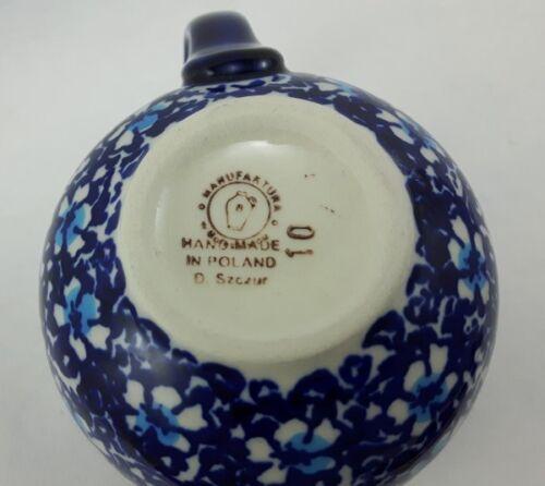Bunzlauer Keramik Tasse BÖHMISCH Blumen 0,25 Liter, K090-J109 Becher