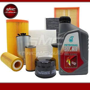 Kit-tagliando-GRANDE-PUNTO-PUNTO-EVO-1-2-Benzina-olio-SELENIA-K-5W40-3-LT