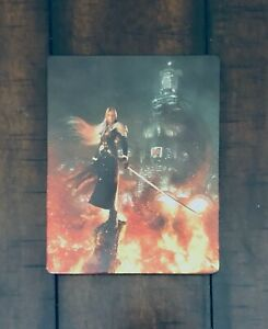 Final-Fantasy-VII-7-First-Class-Edition-Steelbook-Case-NO-GAME-PS4-Xbox-One