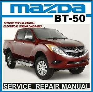 image is loading mazda-bt-50-2011-2012-2013-workshop-electrical-
