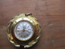 vintage   bvler   watch pendant for spares,  non runner for spares