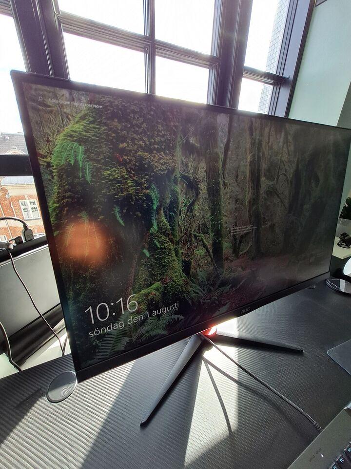 """AOC Gaming Screen 27"""" - 2560 x 1440 QHD @ 144 Hz"""