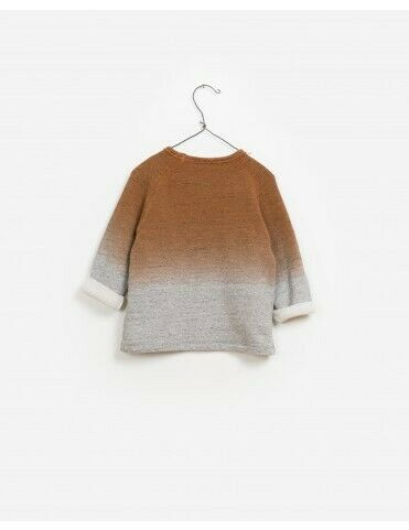 Fleece Sweater Imperfection Play up