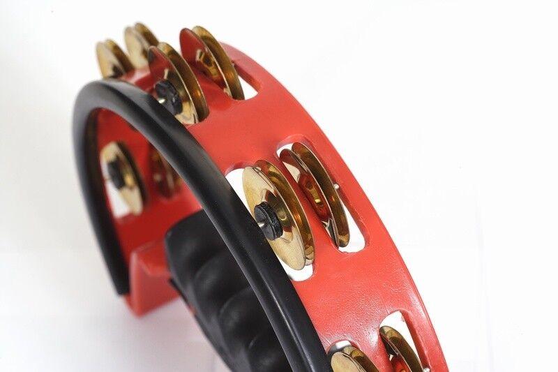 Pearl PTM-50 BHR Tambourine Brass - Ultra Grip Volume