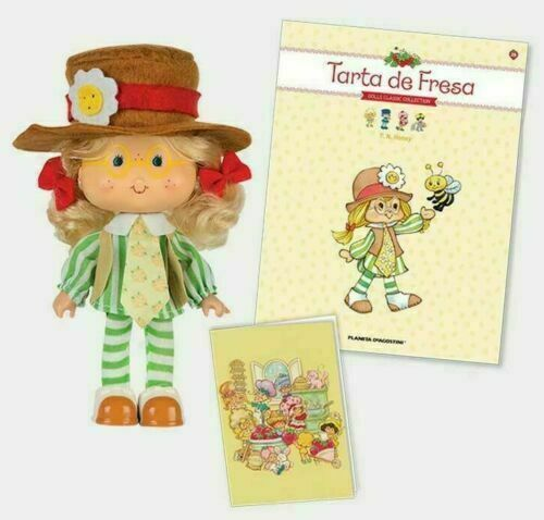 T.N HONEY strawberry Shortcake Scented Doll 14 cm new in box