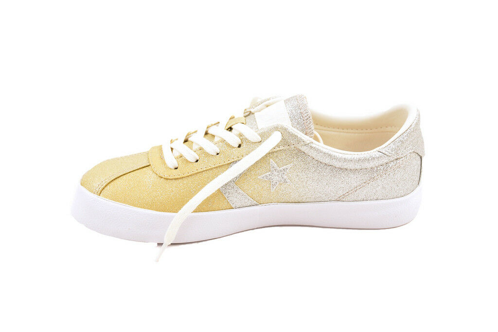 Converse Unisex Breakpoint OX 159591 Sneakers Gold/Silver BCF87 UK 7   BCF87 Gold/Silver aa58fc
