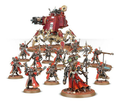 Start Collecting Skitarii Warhammer 40k Citadel 40000 Games Workshop