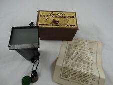 VINTAGE POC -ETTE OPTICAL MOVIE TITLER 8mm -16mm - Zusser Mfg. Co.