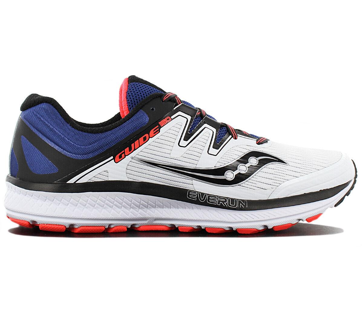 Guida alla Saucony Guide ISO Mens Running scarpe  bianca S20415 -4 Scarpe in corsa nuove  spedizione veloce a te
