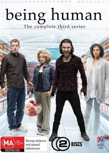 1 of 1 - Being Human : Series 3 (DVD, 2011, 2-Disc Set)