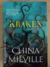 Kraken,China Mieville.La Factoria