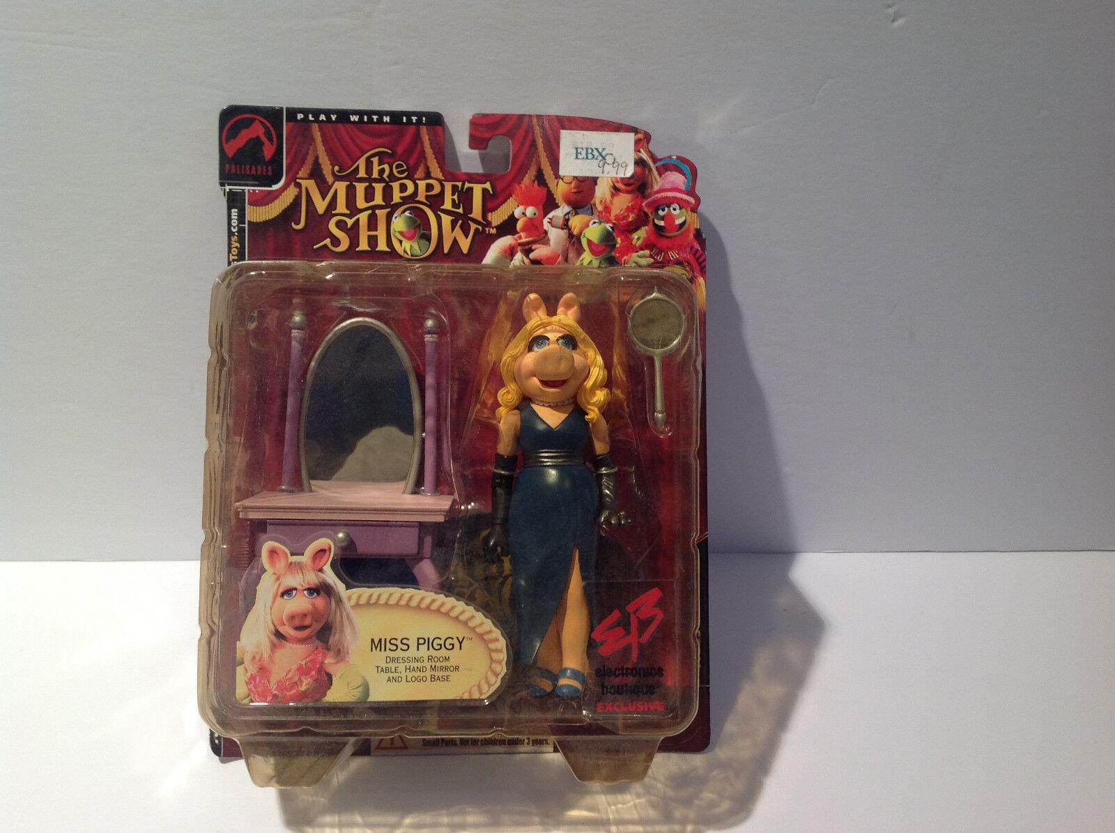 Palisades Muppets - Miss Piggy Electronics Boutique Long Hair Variant Exclusive