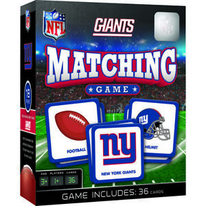 New-York-Giants-NFL-Matching-Game