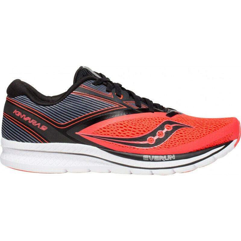 Mens Saucony Kinvara 9 Mens Running shoes - Red