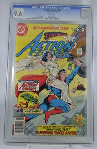 Action-Comics-484-CGC-9-6-White-Pages-Lois-Lane-Wedding-Dress-Action-1